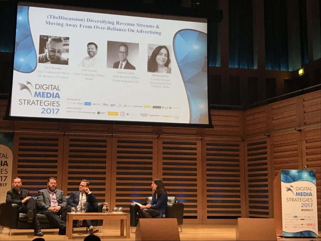 DMS 17 panel - Blunden, Lomax, Chater & Morgan