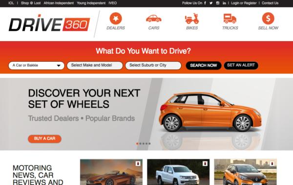 Independent Media: IOL Motoring