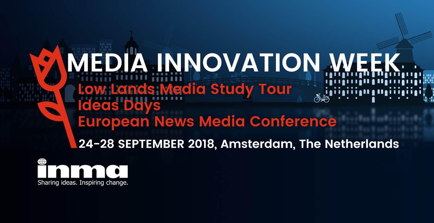 Fiare attending INMA News Media Conference