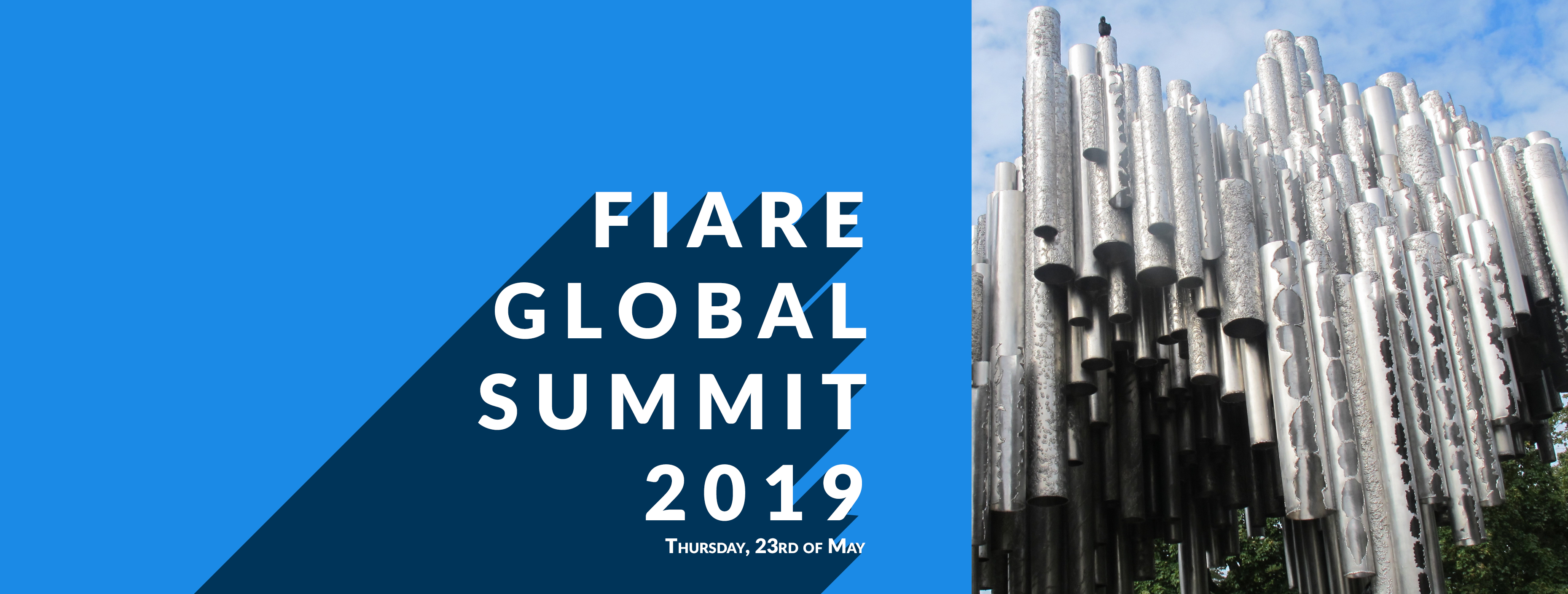 Fiare Global Summit 2019 – Thursday 23rd May