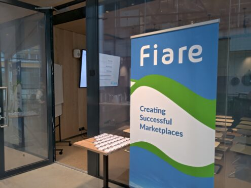 Start of the Fiare Global Summit 2019